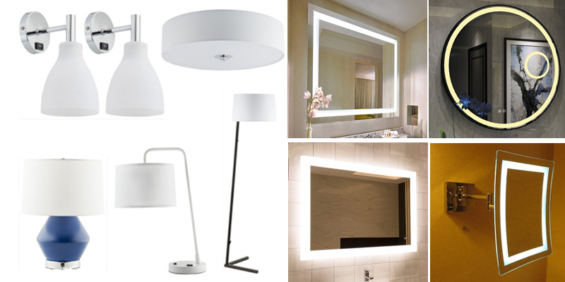 Hospitality lighting suppliers