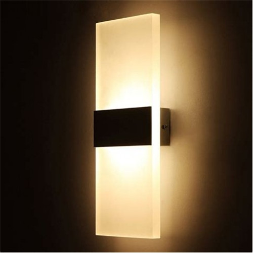 Corridor LED wall light