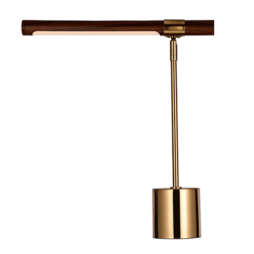 Linear led desk lamp